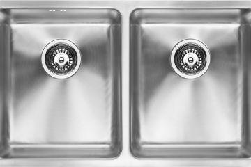 ETRO Stainless Steel Undermounted Sink