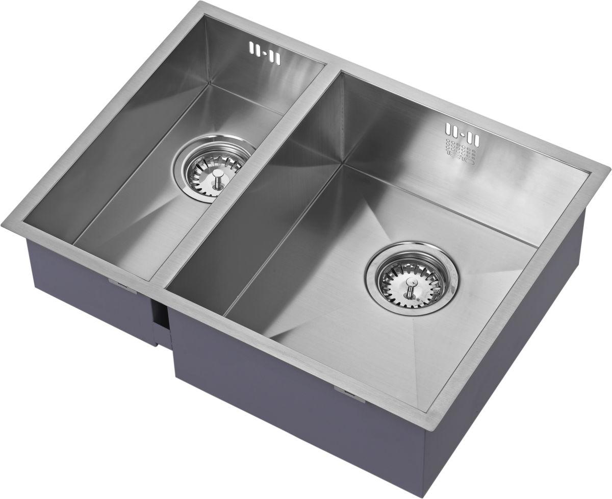 ZEN DUO Undermounted Sink
