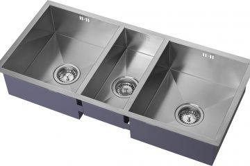 ZEN Trio Undermounted Sink