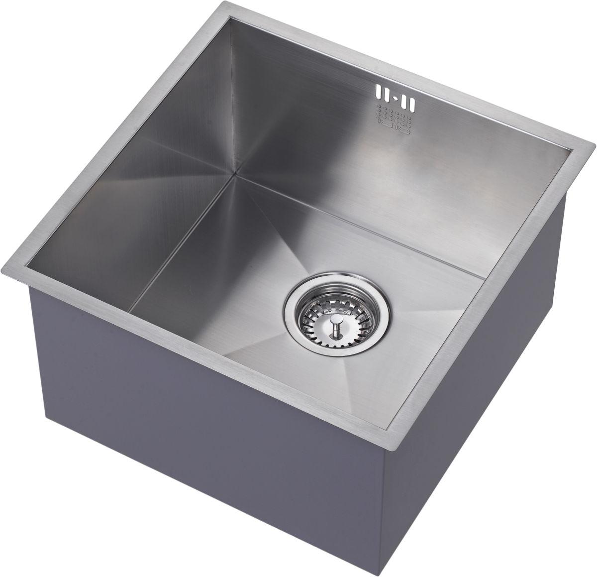 ZEN UNO Extra Deep Undermounted Sink