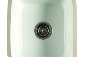 ETRO UNO Ceramic Undermounted Sink