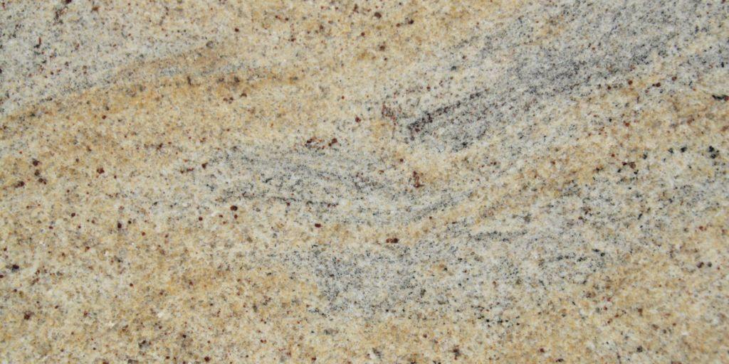 Full slab 30mm Kashmir Gold granite, approx 2000 x 3100