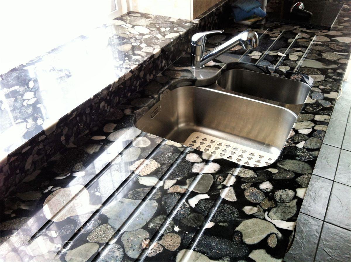 Nero Marinace Granite