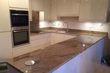 Lemon Spice Granite