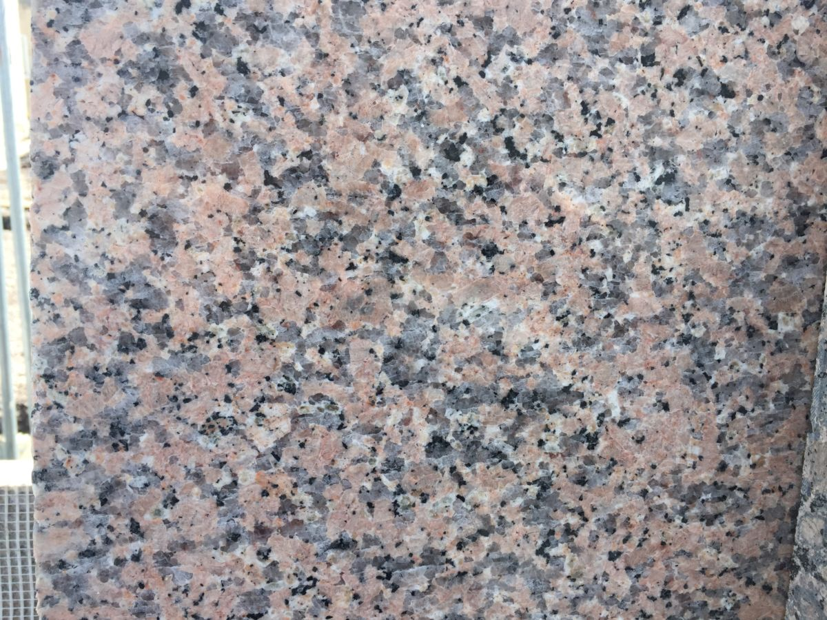 Full slab 30mm Rosa Porino  granite